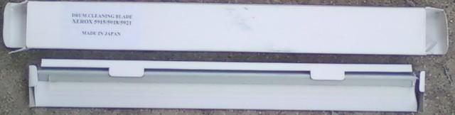 Лезвие очистки барабана (ракель) Xerox 5915/5921 Drum cleaning blade (wiper blade) Xerox 5915/5921