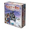 Настольная игра Билет на поезд: Северные страны (Ticket to Ride: Nordic Countries) рус.