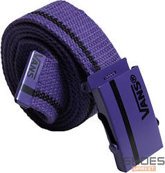 Ремень Vans Purple