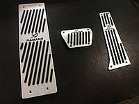 Накладки на педали  Hamann для BMW e34