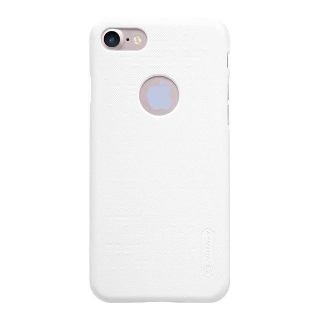 Чехол NILLKIN для iPhone 8/7 Frosted Shield (White)