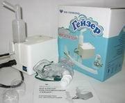 Ингаляторы звуковые гейзер