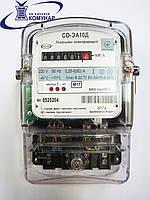 Счетчик электроэнергии однофазный СО-ЭА10Д, 60А