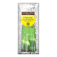 Запахи Natural Fresh Эликс SELECT INTENSE Apple бумажный блистер