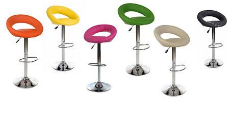 Барные стулья Focus, 6 цветов, фото 2