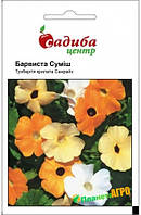 Семена цветов Тунбергия Красочная смесь (Бадваси), 0,1г
