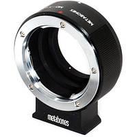 Metabones Minolta MD Mount Lens to Fujifilm X-Mount Camera Lens Mount Adapter (Black Matte) (MB_MD-X-BM1), фото 1