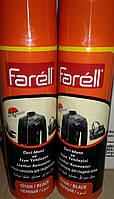 Краска-спрей для гладкой кожи,Farell, черная, 250мл