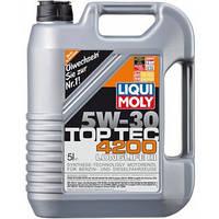 Моторна олива LiquiMoly TOP TEC 4200 5W30 5L