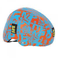 Защитный шлем Tempish Crack C синий XL (60-62 см)