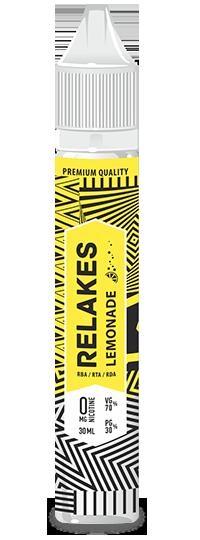 Жидкость для электронных сигарет Relakes LEMONADE 30мл (лимон+дыня+мята)