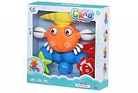 Игрушки для ванной  Same Toy Puzzle Crab, детские игрушки для купания