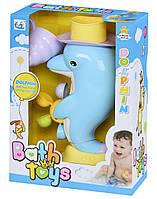 Игрушки для ванной Same Toy Dolphin, дельфин, детские игрушки для купания