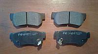 Задние тормозные колодки, Hyundai Sonata V (NF), Hyundai Getz (TB), Hyundai Tucson (JM) , фото 1