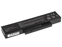 Аккумулятор к ноутбуку ALLBATTERY Fujitsu-Siemens SDI-HFS-SS-22F-06 10.8V 5200mAh 6cell Black