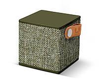 Акустическая система (портативная) Fresh 'N Rebel Rockbox Cube Fabriq Edition Bluetooth Speaker Army (1RB1000AR)