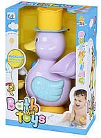 Игрушки для ванной Same Toy Duckling, детские игрушки для купания