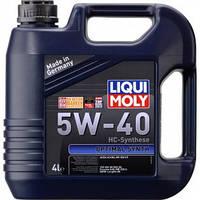Моторна олива LiquiMoly OPTIMAL SYNTH 5W40 4L
