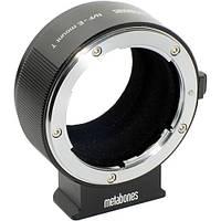 Metabones Nikon F Lens to Sony E-Mount Camera T Adapter II (Black) (MB_NF-E-BT2), фото 1