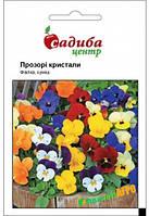 """Семена цветов Фиалка """"Прозрачные Кристаллы"""", 0.05 г, """"Садиба Центр"""", Украина"""