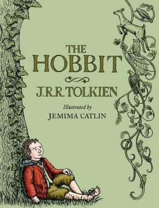 Книга The Hobbit, фото 2
