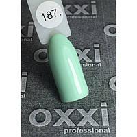 Гель-лак OXXI Professional №187  8 мл