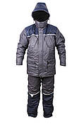 Супертеплый зимний костюм Vulkan Tourist до -27С