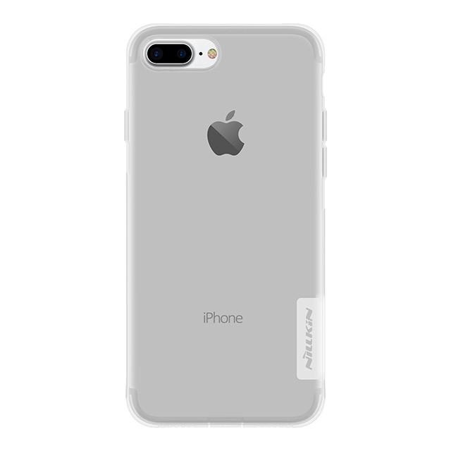 Чехол NILLKIN для iPhone 8+/7+ Nature TPU (White) (6302589)