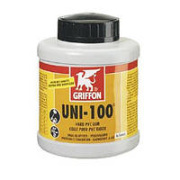 Клей для ПВХ труб Griffon UNI-100 - 500 мл