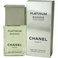 Egoiste Platinum - мужская туалетная вода