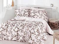 Комплект постельного белья First Choice Satin Cotton Евро Harmony