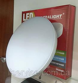 LED светильник Ultralight UL 1015 15W круг