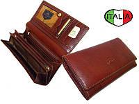 Кожаный кошелек арт:1073-I