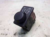 Кнопка регулировки корректора фар для Nissan Micra K11