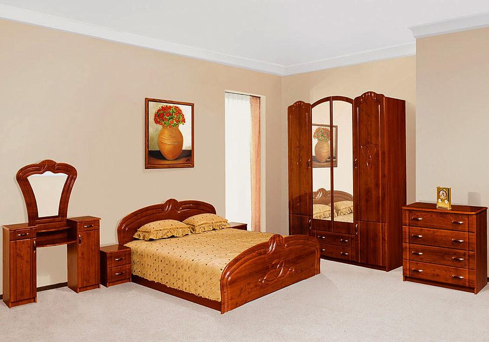Спальня Антонина / Antonina глянець