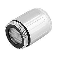 LED светящаяся насадка на кран!