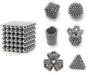 ИГРУШКА - КОНСТРУКТОР  из магнитных шариков ( сувенир, подарок)