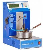 Регистратор автоматический температуры вспышки в закрытом тигле ВСПЫШКА-АЗТ ГОСТ-6356, ASTM D93