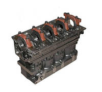 Блок цилиндров Д243 (на 3 втулки для распредвала) (пр-во ММЗ)