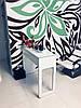 Стол для визажиста, парикмахера с двумя ящиками и столешницей со стеклом, фото 3