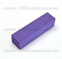 Баф для ногтей фиолетовый