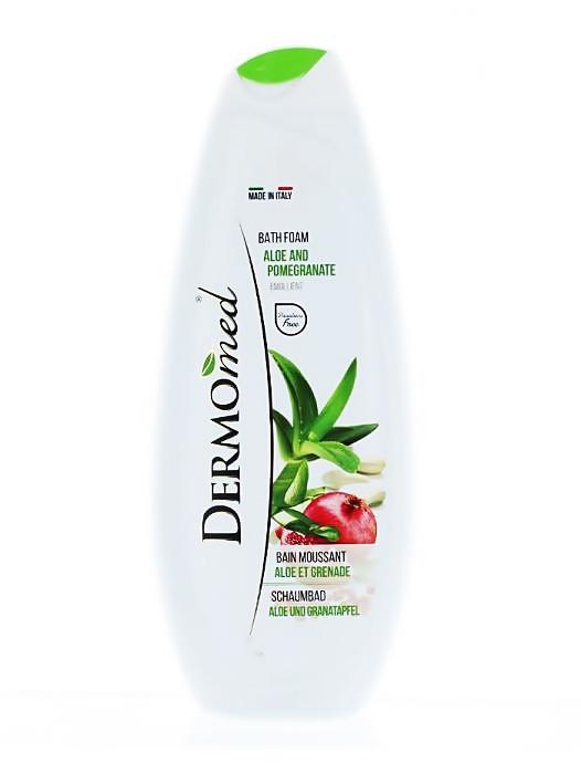 Зволожуючий гель для душу Dermomed Aloe and Pomegranate 750 ml.