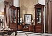Витрина (сервант) 1 дв. в классическом стиле, гостиная Маркиза, Top, фото 5