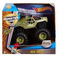 Soldier Fortune Vehicle внедорожник джип машинка Hot Wheels Monster Jam Mattel , фото 1