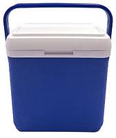 Изотермический контейнер 30 л синий, Mega