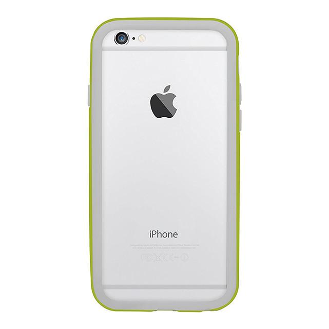 Чехол OZAKI O!coat Shock band для iPhone 6 Wasabi OC567WS