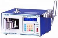 Регистратор автоматический температуры вспышки нефтепродуктов Вспышка-А