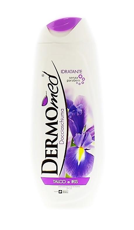 Зволожуючий крем-гель для душу Dermomed Talc et Iris 750 ml.
