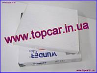 Фильтр салона Peugeot Boxer III 06-  Wunder Турция WP412