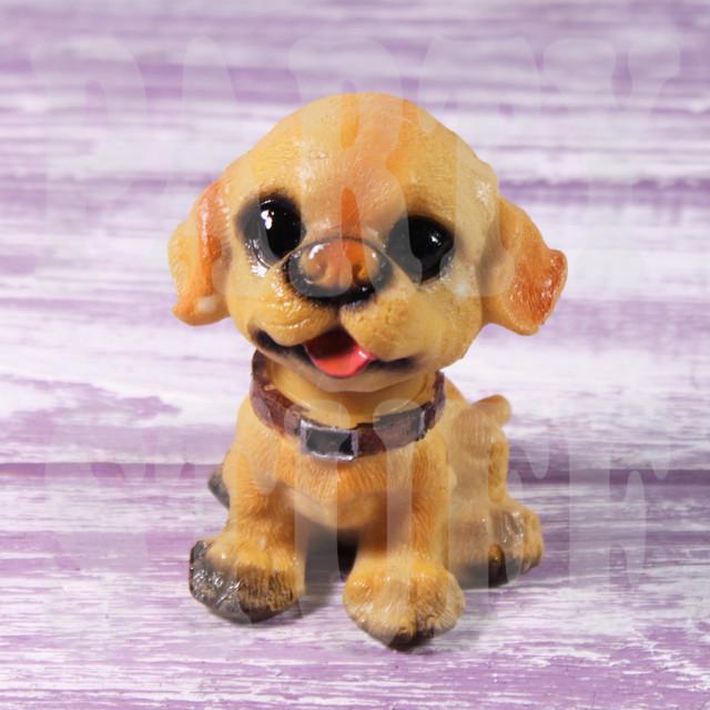 статуэтка щенок лабрадор